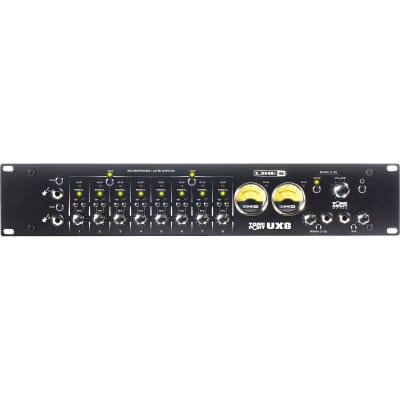 Line 6 TonePort UX8 USB Audio Interface