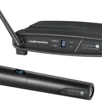 Audio-Technica ATW-1102 System 10 Wireless Handheld Microphone Receiver