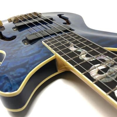 Custom Moonstone Semihollow for sale