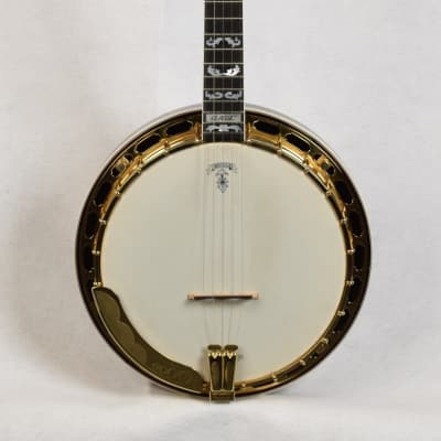 Crafters of Tennessee Classic Maple Deluxe 5-String Banjo for sale