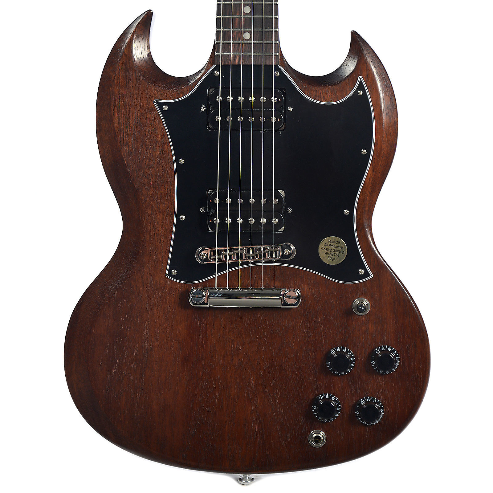 gibson sg faded t worn brown 2017 reverb. Black Bedroom Furniture Sets. Home Design Ideas
