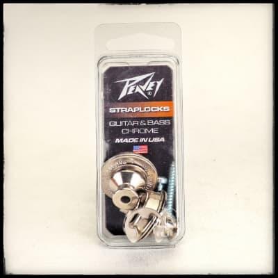 Peavey Strap Locks