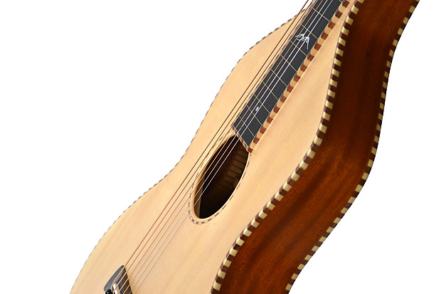 Sitka Original Weissenborn Guitar by Twisted Wood - Mountain Edition