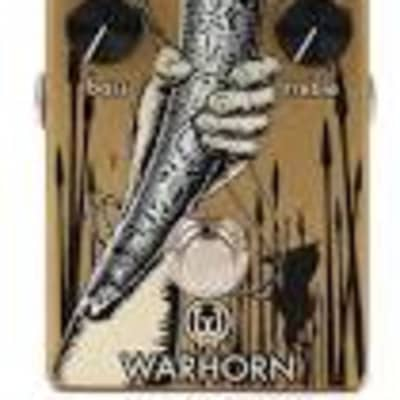 Walrus Audio Warhorn Mid-Range Overdrive for sale