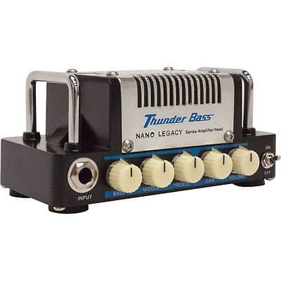 Hotone Nano Legacy Thunder Bass Amplifier Head