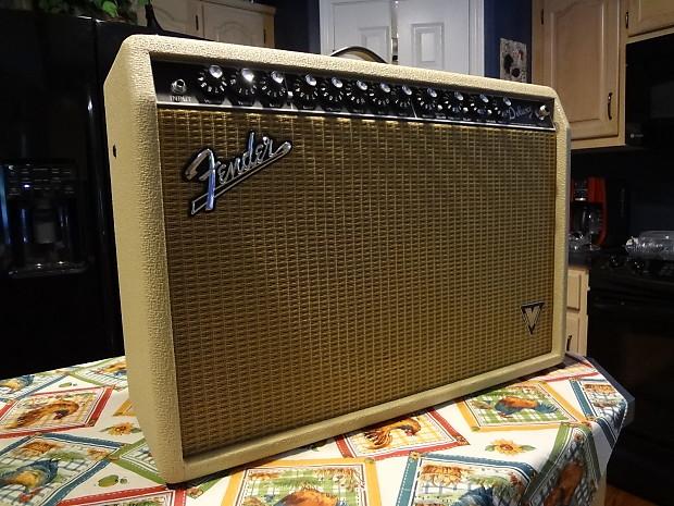 Fender Deluxe Vintage Modified : fender deluxe vintage modified 40w 1x12 guitar combo blonde reverb ~ Russianpoet.info Haus und Dekorationen
