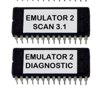 E-MU Emulator II OS 3.1 ROM Upgrade Kit w/Debug EPROM *Latest OS*