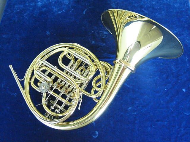Alexander 103MAL-HG French Horn 2019 yellow brass, | Reverb