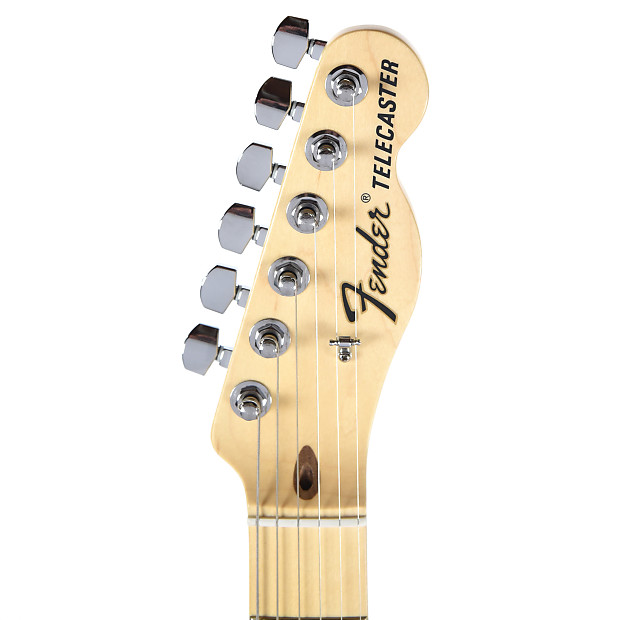 Fender American Special Telecaster Charcoal Frost Limited