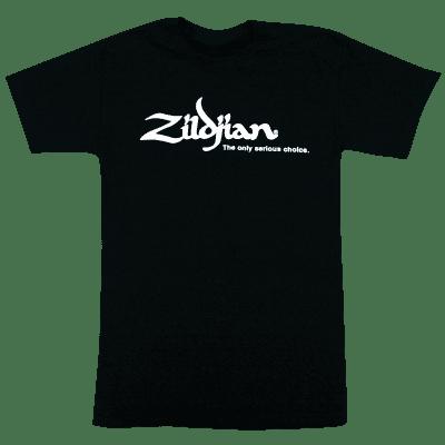 Zildjian Black Classic T-Shirt Large