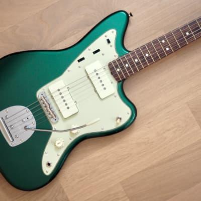 2021 Fender Traditional 60s Jazzmaster Offset Guitar FSR Sherwood Green Mint Condition, Japan MIJ