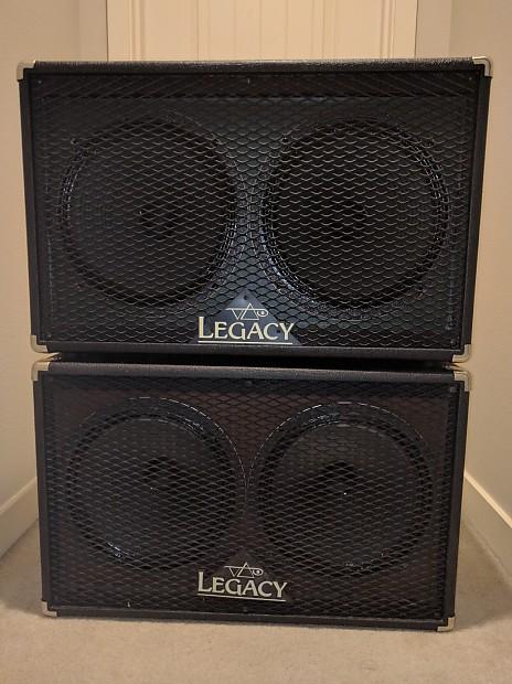 Carvin Legacy 2x12 4x12 Cabinet Speakers Celestion Vintage | Reverb