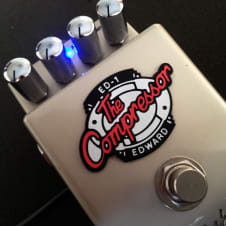 "Marshall ED 1 ""Edward The Compressor"" - modified for bass guitar"