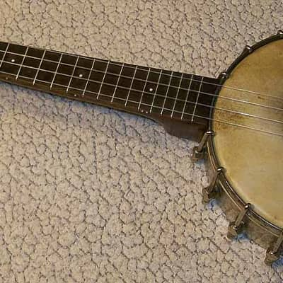 Lyon-Healy The Vernon Banjo Uke 1900s for sale