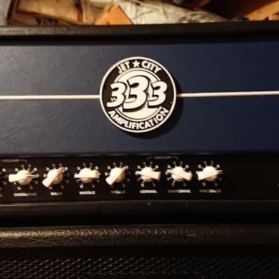 Jet City JCA100H 100-Watt 2-Channel Tube Guitar Amp Head for sale