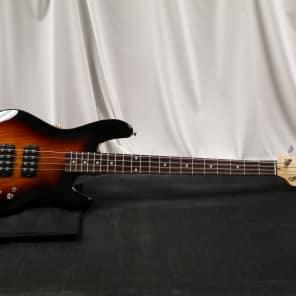 G&L Tribute Series L-2000 Electric Bass 3-Tone Sunburst for sale