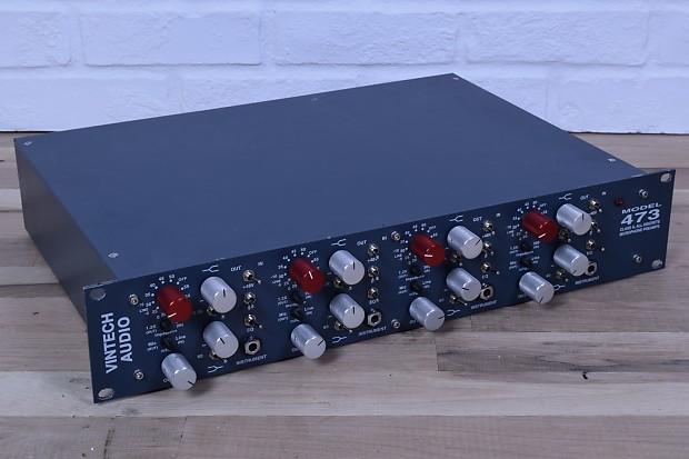 Vintech Audio 473 4-Channel Mic Pre / EQ