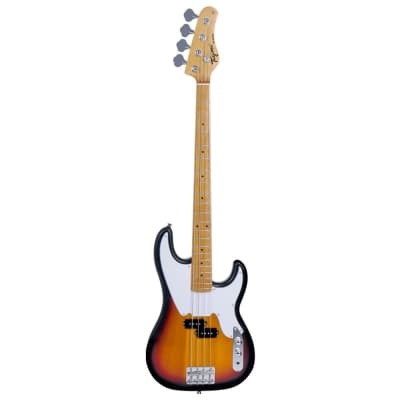 Tagima TW-66 4-String Electric Bass - Sunburst for sale