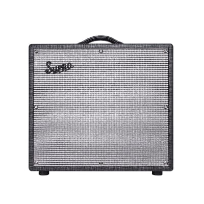 Supro Black Magick Reverb - 25 Watt Combo Guitar Amplifier with Reverb. for sale