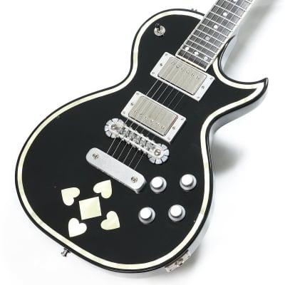 Greco GZ2600IF Heart Black