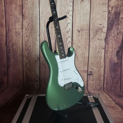 Paul Reed Smith John Mayer Signature Silver Sky in Orion Green w/Gig Bag