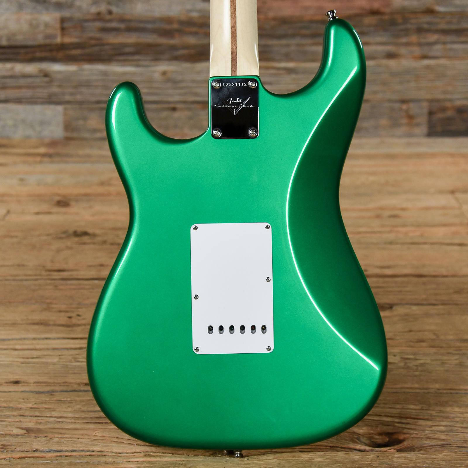 Fender Custom Shop Eric Clapton Signature Stratocaster Candy Green ...