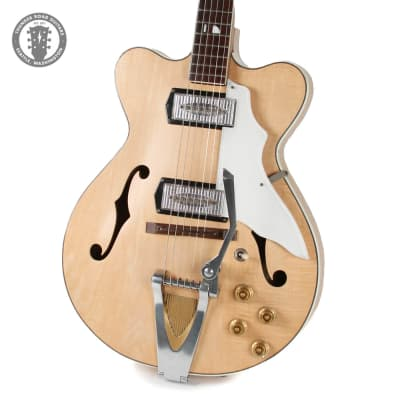 1960s Kay Jazz II Natural Refin for sale
