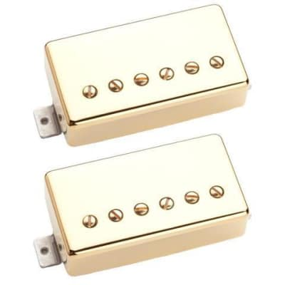 Seymour Duncan Vintage Blues '59 Set - Gold Cover