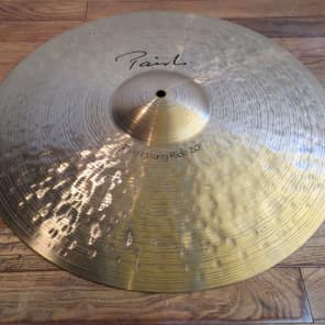 "Paiste 20"" Signature Dry Heavy Ride Cymbal"