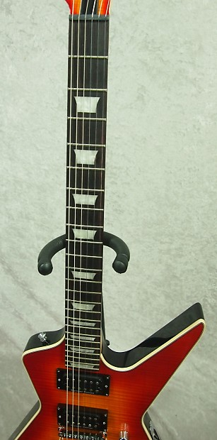 lag phil campbell signature electric guitar with case reverb. Black Bedroom Furniture Sets. Home Design Ideas
