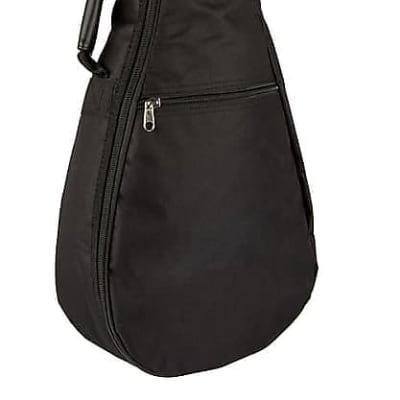 Lanikai Baritone Padded Ukulele Bag Black