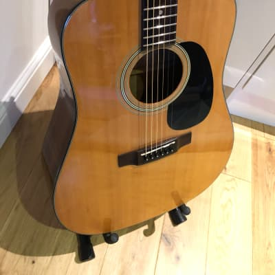 Aria AD 28N Acoustic Guitar 1980 Martin Taylor Style Acoustic for sale