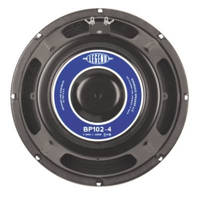 "Eminence Legend BP 102-4 10"" 200w 4 Ohm Replacement Speaker"