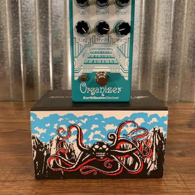 Earthquaker Devices EQD Organizer Polyphonic Organ Emulator V2 Guitar Effect Pedal