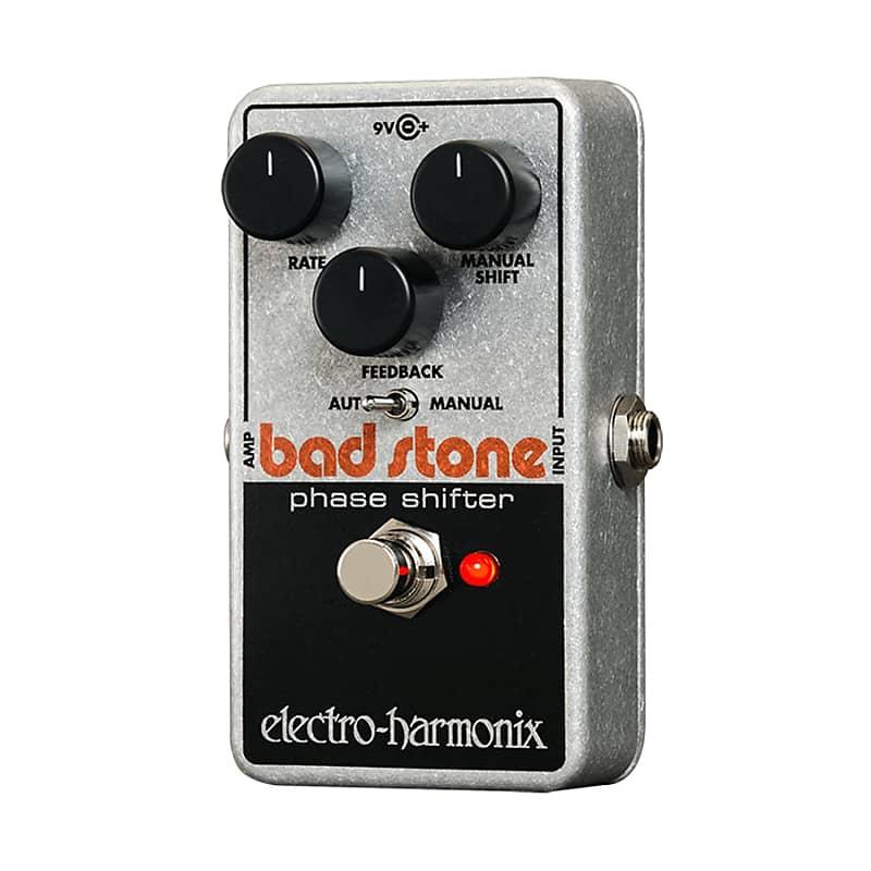Electro-Harmonix EHX Bad Stone Phase Shifter Phaser Effects Pedal