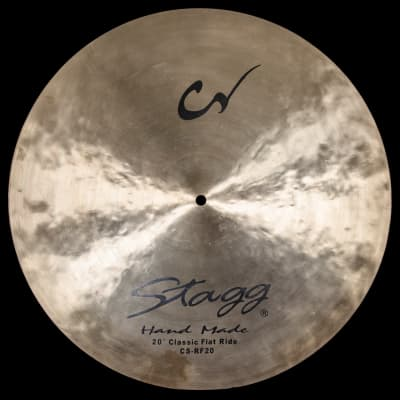 Stagg CS-RF20 Classic Series 20'' Flat Ride Cymbal