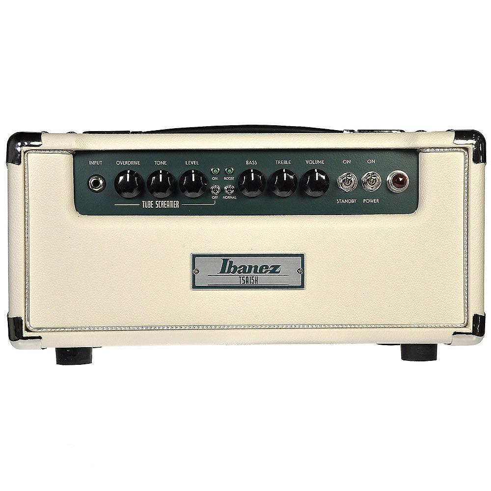 Ibanez TSA15H Tube Screamer 15W Tube Amplifier Head