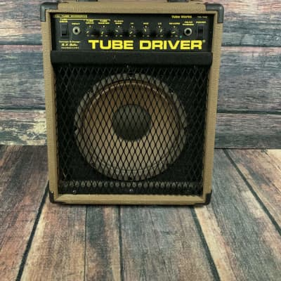 Used Tube works Tube Driver TD-742 Combo Amp for sale