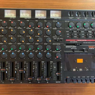 TASCAM Porta Two Ministudio 4-Track Cassette Recorder