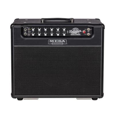 """Mesa Boogie Rectifier Badlander EL34/50 2-Channel 50-Watt 1x12"""" Guitar Combo"""