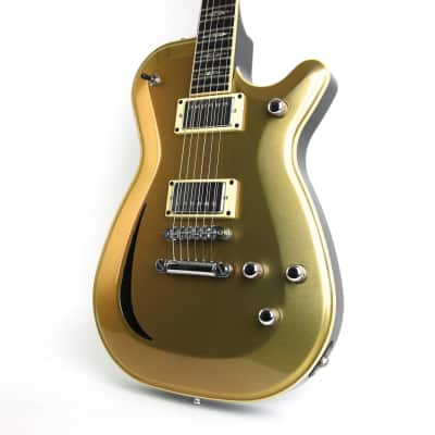 GMP Roxie SS Semi-Hollow 2001 Iridescent Gold Sparkle for sale