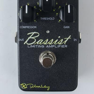 Keeley Bassist Limiting Amplifier Compressor