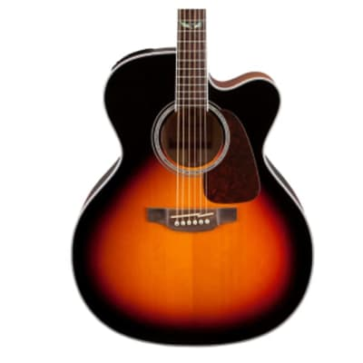 GJ72CE-BSB Jumbo Cutaway Acoustic-Electric Guitar, Sunburst