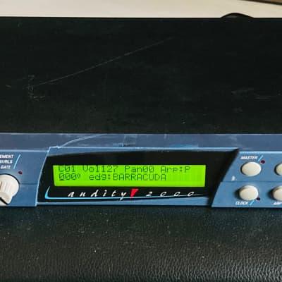 E-mu Audity 2000 Worldwide Shipping 100-250V Synth module