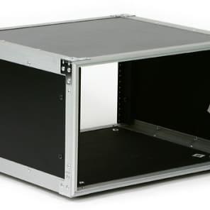 "OSP 6-Space 18"" Deep Deluxe 6U Studio Basic Rack Case Stand - TAC6U-18"