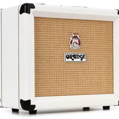 Orange CRUSH20LTD Limited 50th Anniv 20 Watt 4 Stage Preamp Channel Switching HP Out Aux in 8'' Spkr image