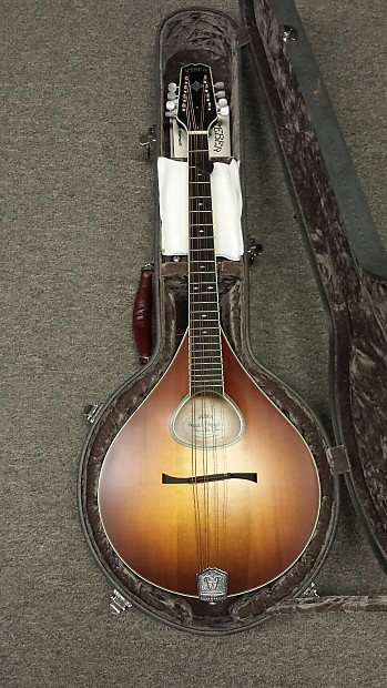 Weber Bridger A Octave Mandolin Unknown Year Sunburst
