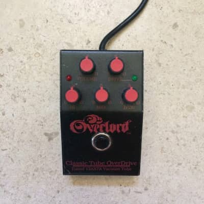 Dean Markley Overlord tube overdrive pedal for sale