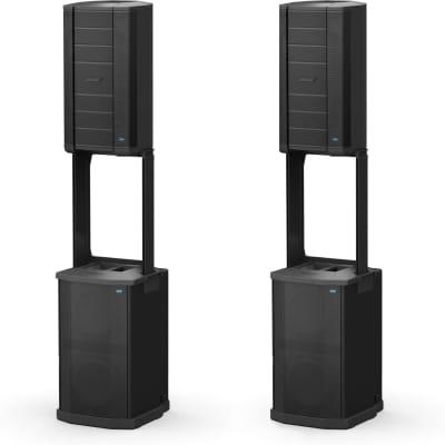 Bose F1 Model 812 Flexible Array Dual System Loudspeaker / Subwoofer F1-Sub Pair (used)