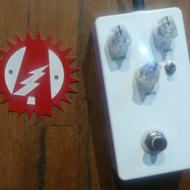 Pedal PCB Pauper (Analogman Prince Of Tone) Alchemy Audio Guitar Effects Pedal image